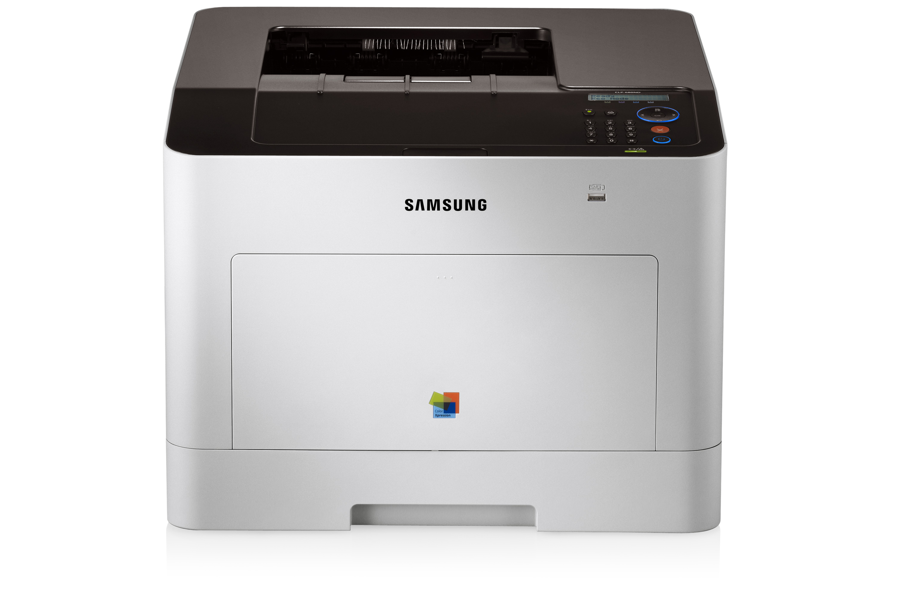 Samsung Colour Laser Printer CLP-680ND with £30 cashback