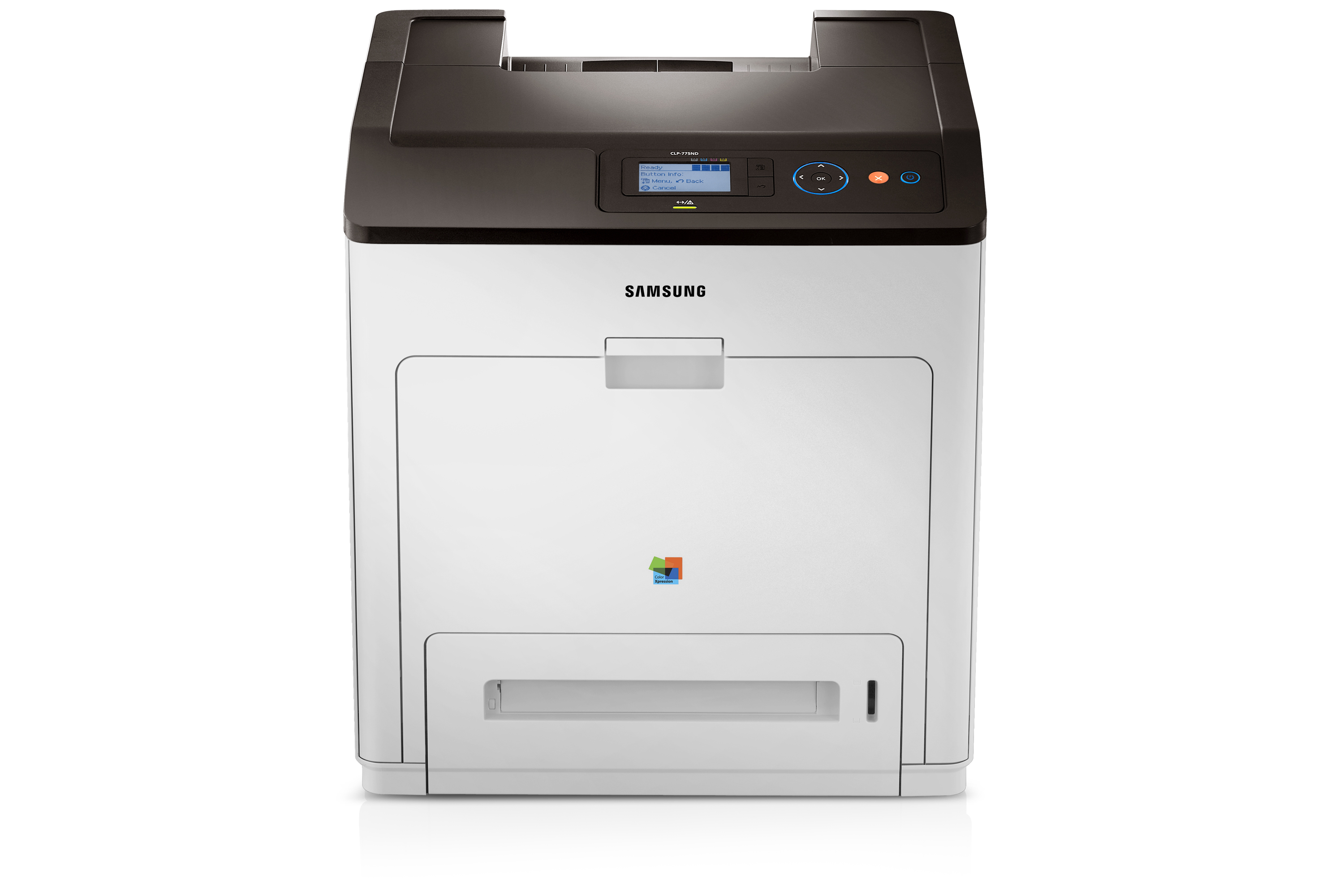 Samsung Colour Laser Printer CLP-775ND with £50 cashback
