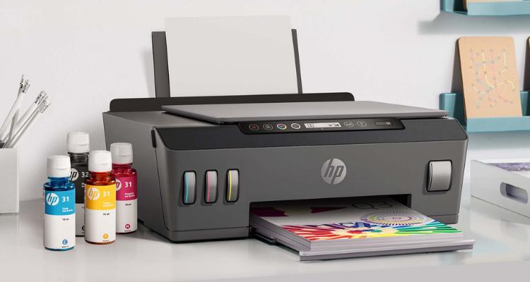 HP Smart Ink Printer
