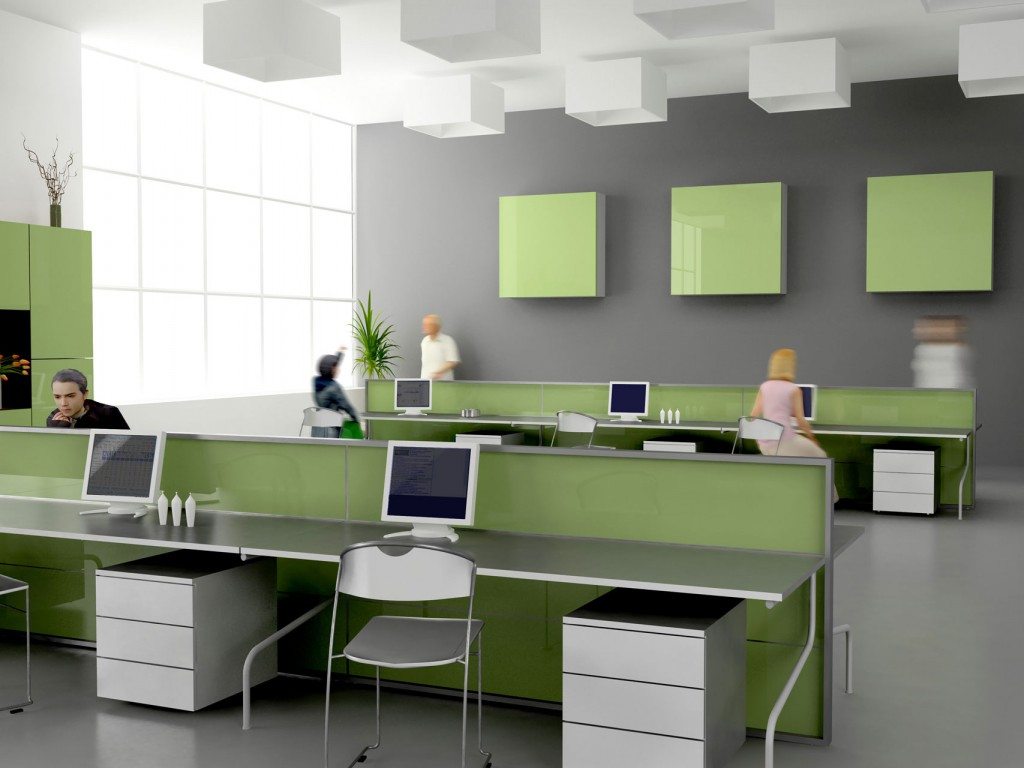 7 Ways To Make A Small Office Feel Bigger Officexpress