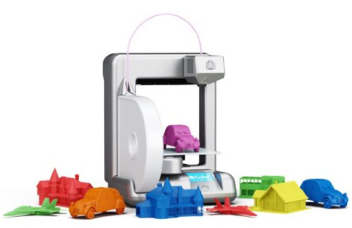 Products made on 3d printer